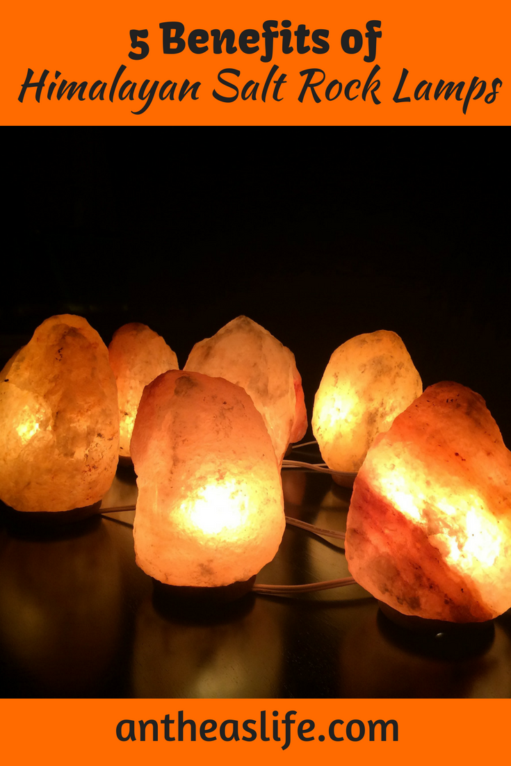 5 benefits of himalayan salt rock lamps