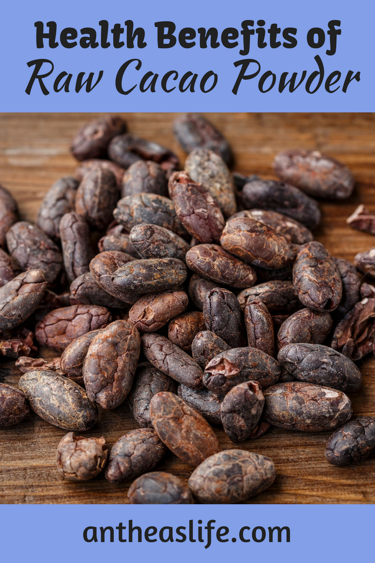 health benefits of raw cacao powder