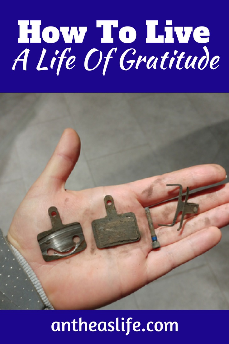 how to live a life of gratitude